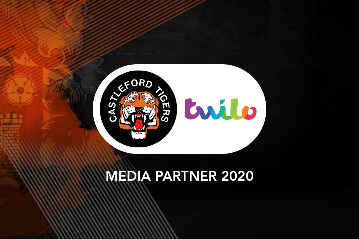 Castleford Tigers Media Partner 2020