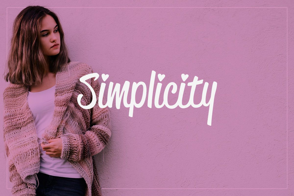 Simplicity Style