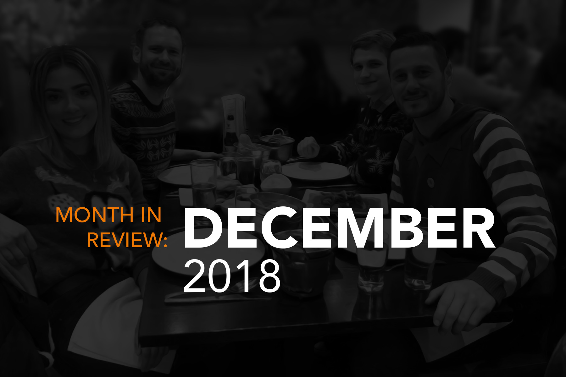 December 2018 Review