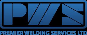 premier welding services logo
